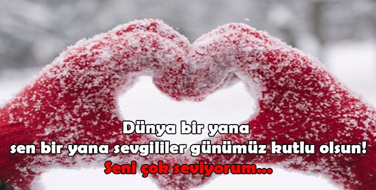 14 Şubat Sevgililer Günü mesajları burada! En güzel resimli romantik Sevgililer Günü mesajları sabah.com.tr'de...