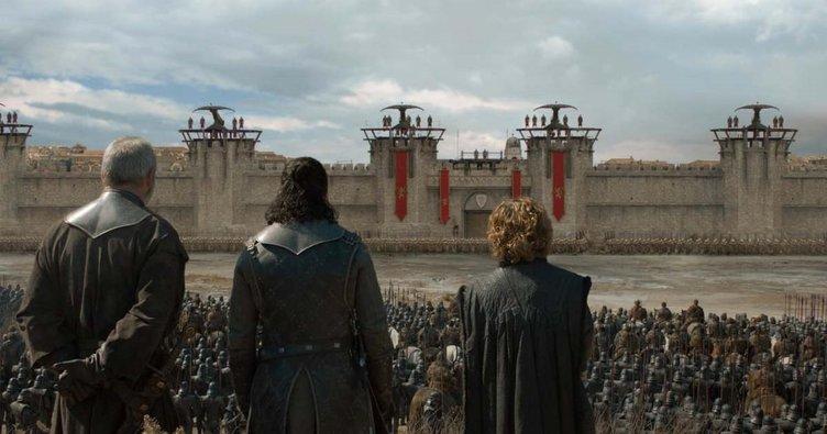 Game of Thrones son bölüm yayınlandı! Game of Thrones 8. sezon 5. bölüm nasıl ve nereden izlenir? GoT yeni bölüm
