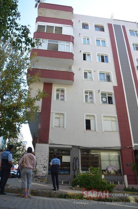 Avcılar'da 3 bloktan oluşan bina için tahliye kararı