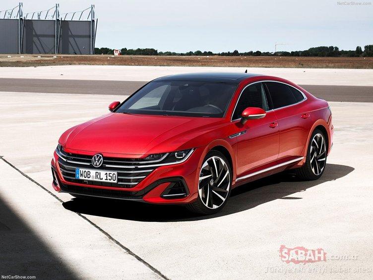 2021 Volkswagen Arteon tanıtıldı! Yeni Arteon modelinin özellikleri, motor gücü nedir? Neler değişti?