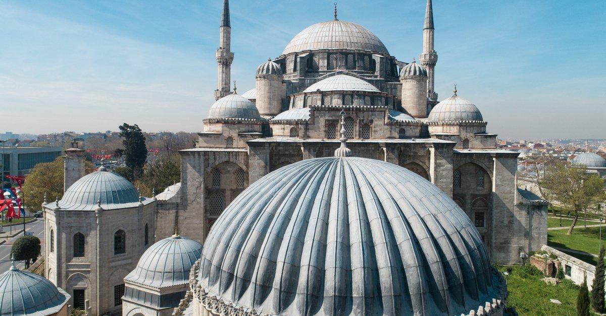 Istanbul Da 101 Ecdat Yadigari Eser Ihya Edildi Kultur Sanat