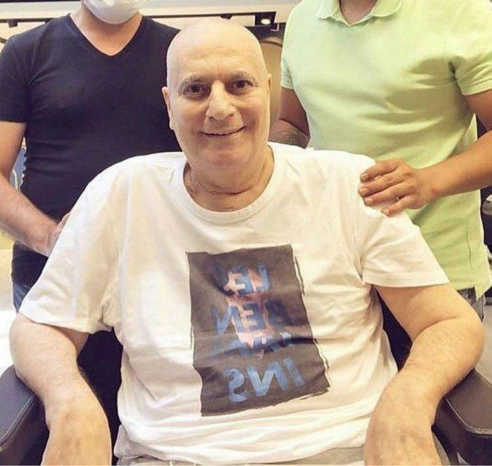 Mehmet Ali Erbil kimdir, kaç yaşında, kaç kez evlendi ve hastalığı nedir? Mehmet Ali Erbil mesleği, hayatı, kariyeri ve memleketi! 13