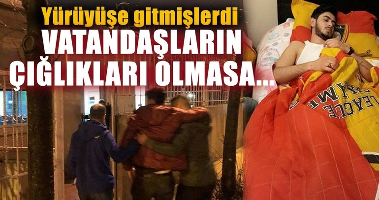 Son dakika Haberi: İstanbul Sultangazi'de gaspçı dehşeti!