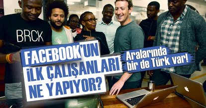 Facebook'un ilk çalışanları şimdi ne yapıyorlar