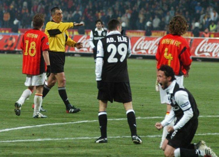 Son dakika: Son 30 yılın unutulmaz Beşiktaş-Galatasaray derbileri! 'Sergen attı, şampiyonluk geldi' ve derbi yarıda kaldı!