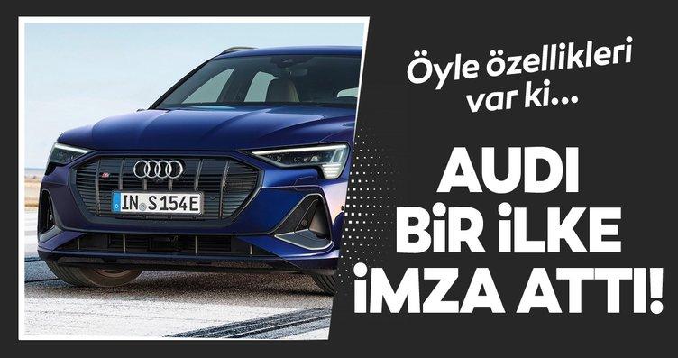 Audi e-tron S ve e-tron S Sportback tanıtıldı!...