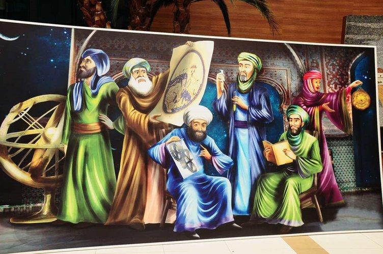 Müslüman medeniyetinin altın çağı