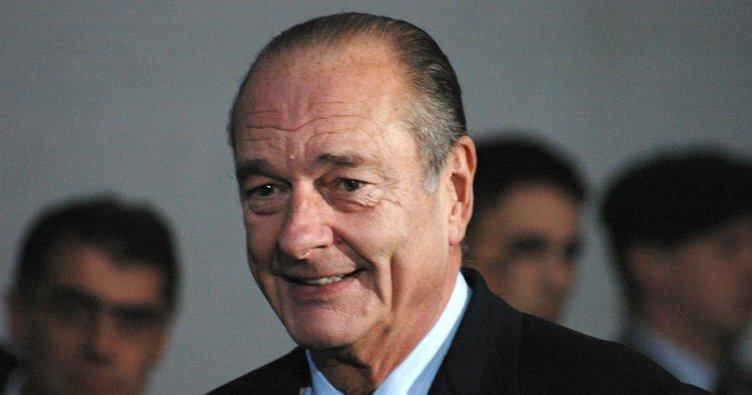 Son dakika: Fransa'nın eski cumhurbaşkanı Jacques Chirac hayatını kaybetti