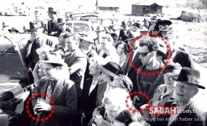 1943'te ortaya çıkan zaman yolcusu ortalığı karıştırdı! Sosyal medyada tartışmalar başlattı