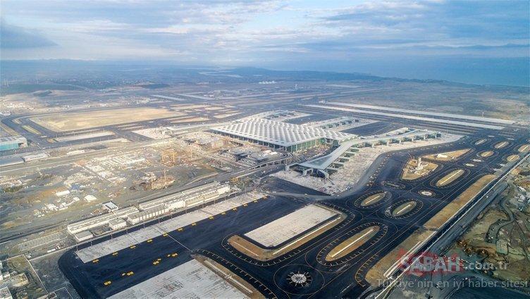 İstanbul Havalimanı, Polonya'nın Merkez Havalimanı'na ilham oluyor