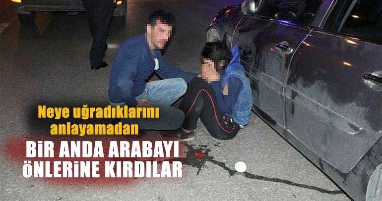 Konya'da genç çift, alacak meselesi yüzünden dövüldü