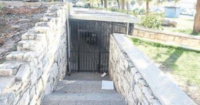 Konak'ta tuvalet krizi