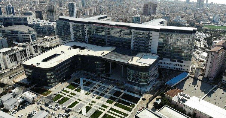 Lütfi Kırdar yeni binasına taşınıyor