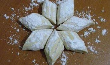 Un kurabiyesi tarifi... Un kurabiyesi nasıl yapılır?
