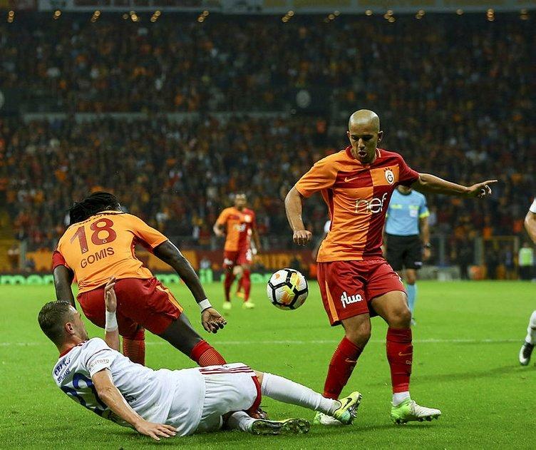 Feghouli: Fenerbahçe'yi reddettim çünkü...
