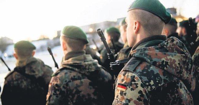 Alman Ordusu'nda tecavüz skandalı