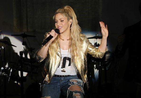 Shakira'ya hapis şoku!