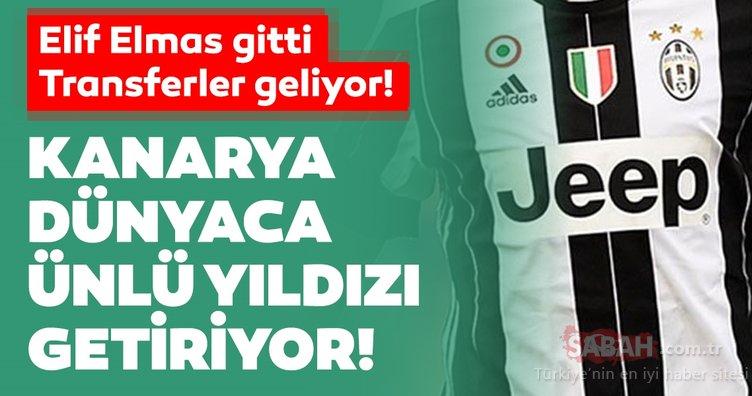 Fenerbahçe'den son dakika transfer haberleri geldi! Elif'in satılmasından sonra büyük operasyon başlıyor...