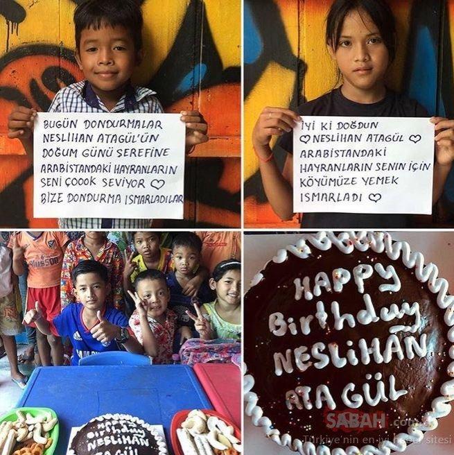 Kadir Doğulu'dan eşi Neslihan Atagül'e romantik doğum günü mesajı