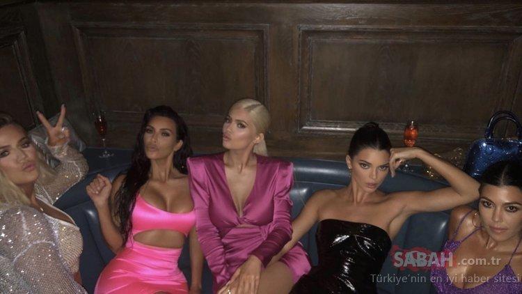 Kardashian ve Jenner ailesi kadınlarının servetleri dudak uçuklatıyor!