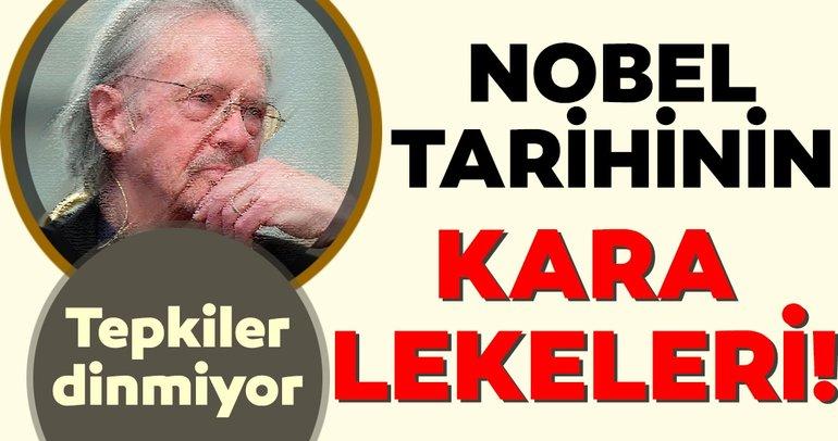 Sırp Kasabının hayranı Peter Handke'ye verilen Nobel tepkisi dinmiyor! İşte Nobel tarihinin kara lekeleri...