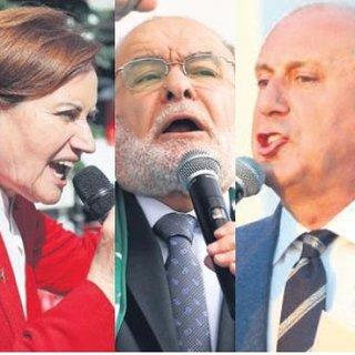 Yıkım ittifakında 'parlamenter sistem' krizi