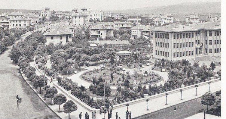Ankara'nın 95 yıllık değişimi