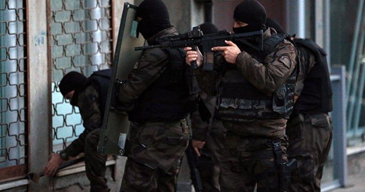 İstanbul'da eş zamanlı narkotik operasyonu!