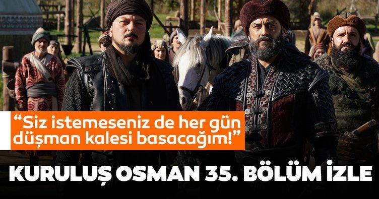 Kuruluş Osman 35. son bölüm tamamı yayınlandı! atv ile Kuruluş Osman yeni bölüm izle