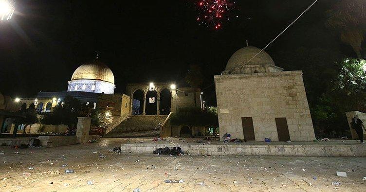 Acil Kudüs Toplantısı bildirgesi yayınlandı: Terör devleti İsrail huzurun önündeki en büyük engeldir.