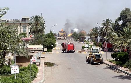6 canlı bomba oraya saldırdı!