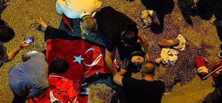 İstanbul'daki ilk darbe davası: 'Direneni indirin...'