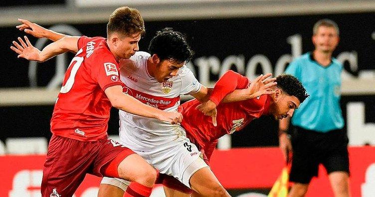 Köln deplasmanda puanı kaptı! Stuttgart 1-1 Köln