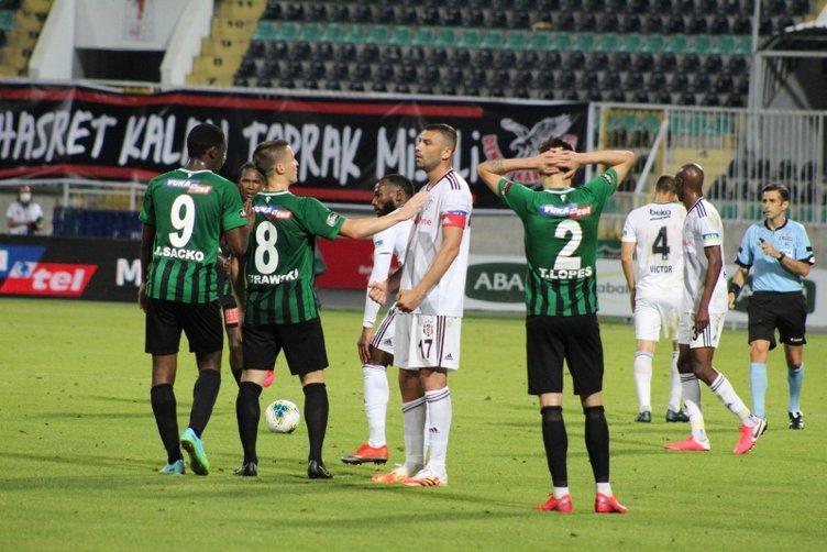 N'Koudou'nun golüne Sergen Yalçın'ın tepkisi gündem oldu!