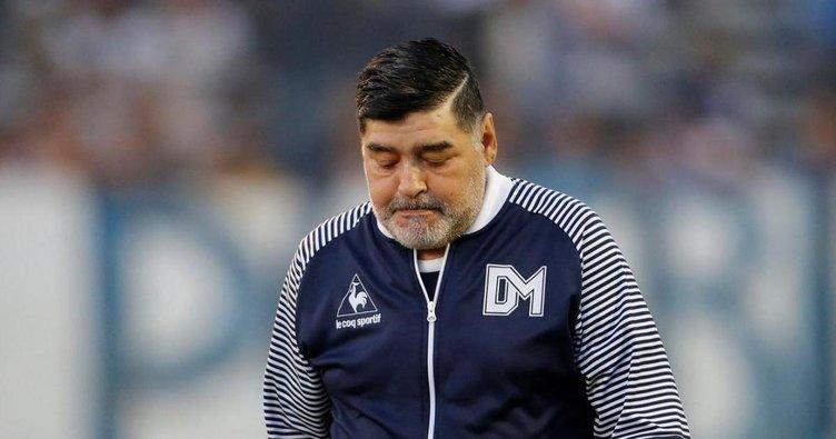 Maradona yalnızdı, bu kabul edilemez