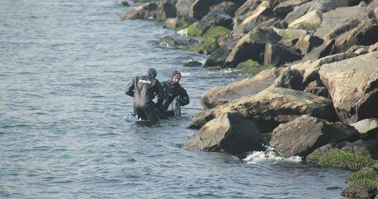 Bakırköy'de denizden erkek cesedi çıktı