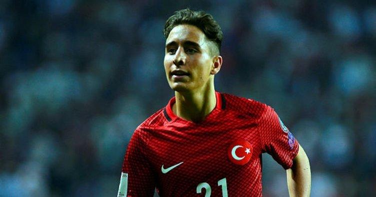 İşte Galatasaray'ın Emre Mor planı