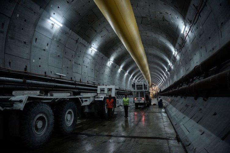 Avrasya Tüneli'nden sevindirici haber