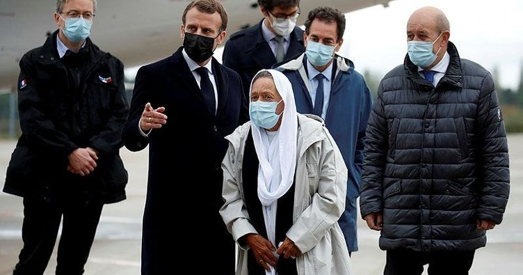 Fransız aktivist kadın Müslüman oldu