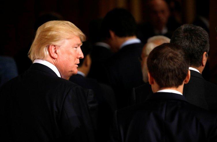 Trump'ın G20 unutkanlığı