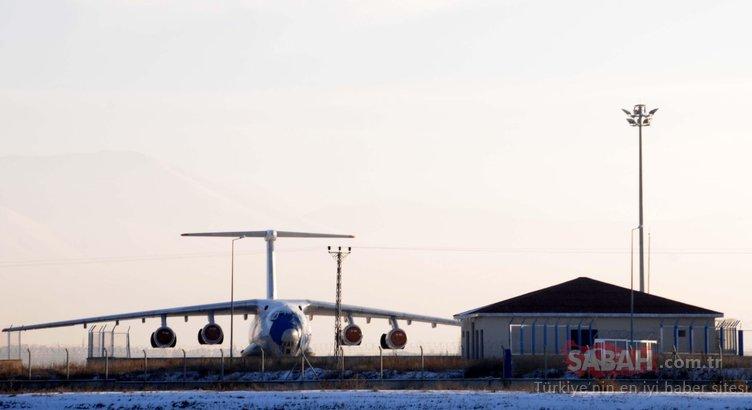 Havalimanında 8 yıldır bekleyen uçakla ilgili karar bekleniyor