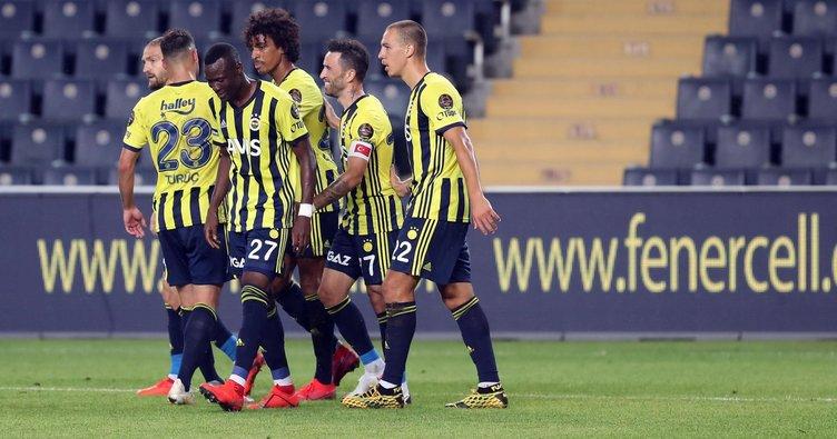 Fenerbahçe 4-0 Antalyaspor | MAÇ SONUCU