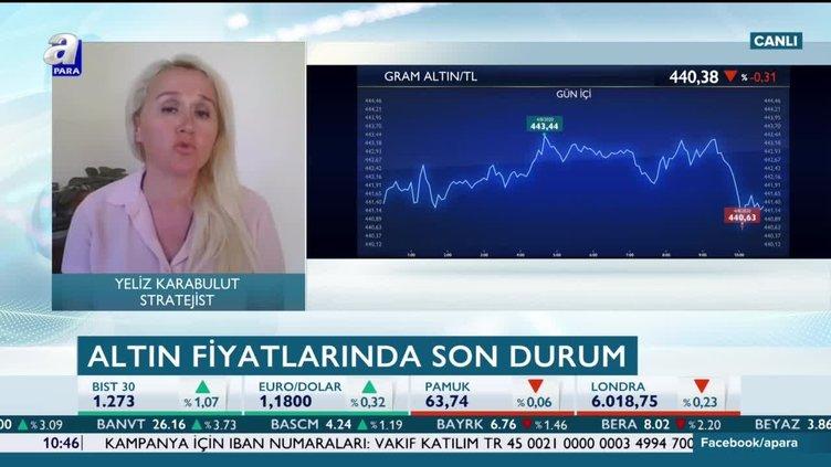 Son dakika haberi: Altın düşecek mi? Uzman isimden A Para'da flaş altın yorumu: Altın fiyatları için riskler çok fazla!