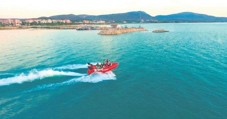Adrenalin tutkunlarının yeni heyecanı: Jetboat