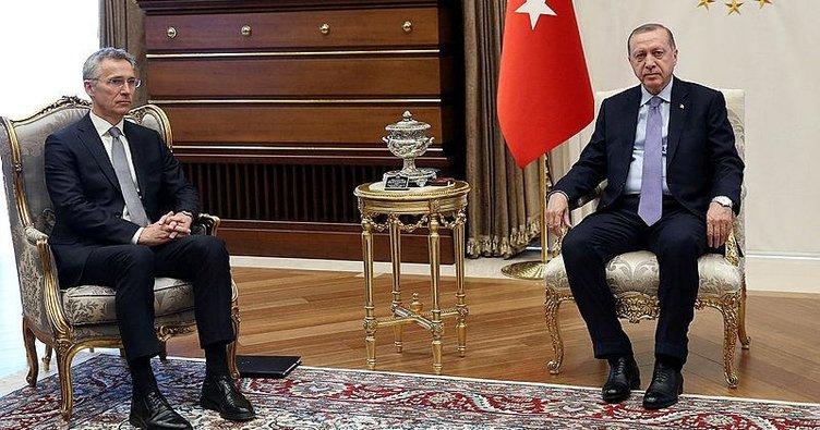 Stoltenberg: Türkiye ittifak için stratejik öneme haiz