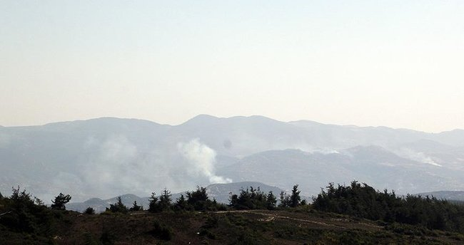 Muhalifler, Lazkiye kırsalında operasyon başlattı