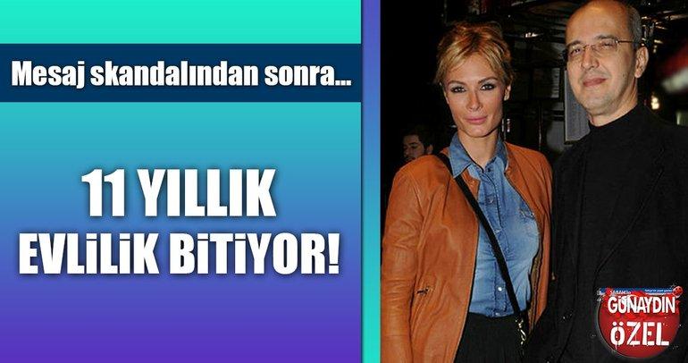 Gül Gölge Saygı ve Murat Saygı boşanıyor