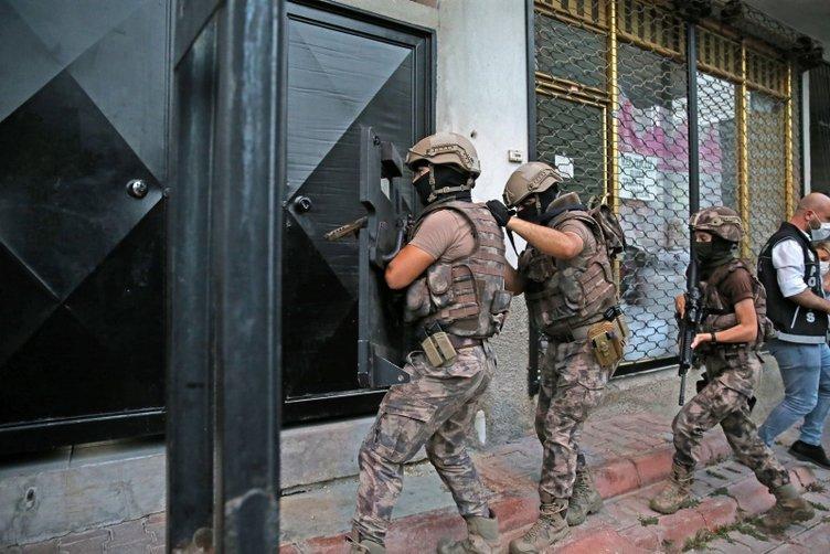 Son dakika: Adana merkezli 4 ilde uyuşturucu operasyonu! 40 gözaltı kararı