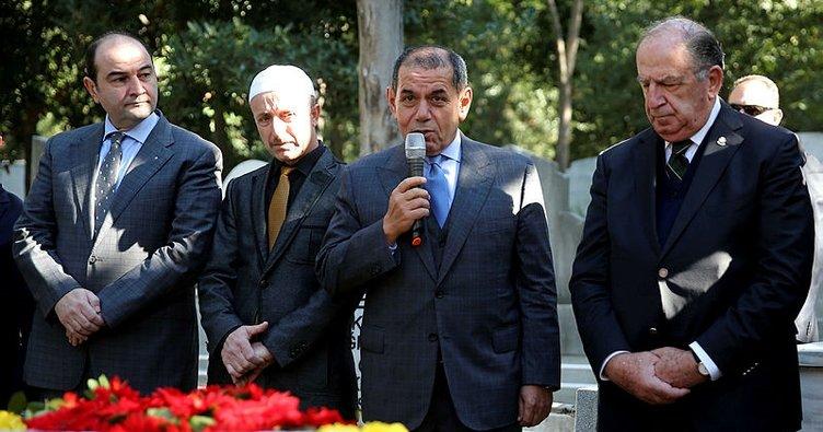 Dursun Özbek: Galatasaraylılık; saygı, sevgi ve güvendir