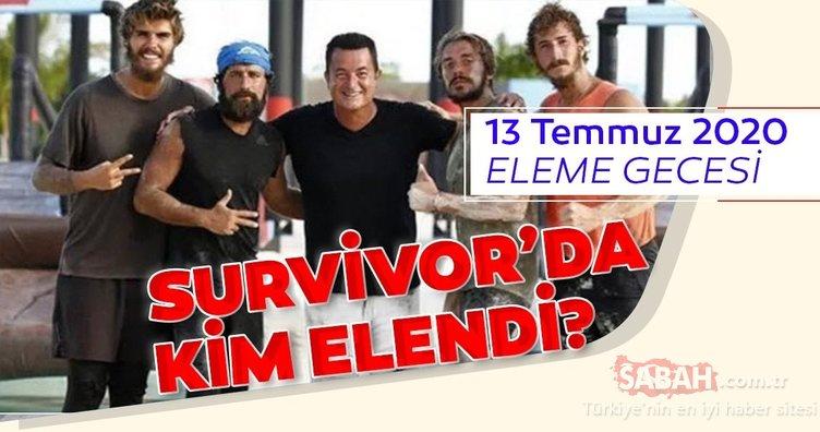 Survivor elenen isim kim oldu? 2020 Survivor kim elendi ve finalistler kim oldu? İşte Survivor Final hakkında detaylar!